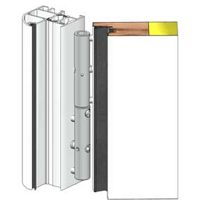 Двери hormann ThermoPro RenoDoor
