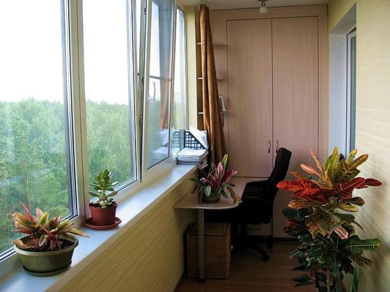 Остекление и утепление лоджий балконов в Гатчине цены